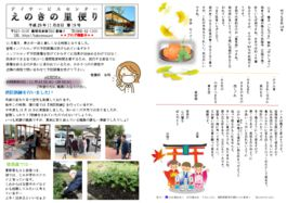 thumbnail of 榎の里便り 11月