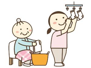 身体介助、家事援助、通院介助などの居宅介助